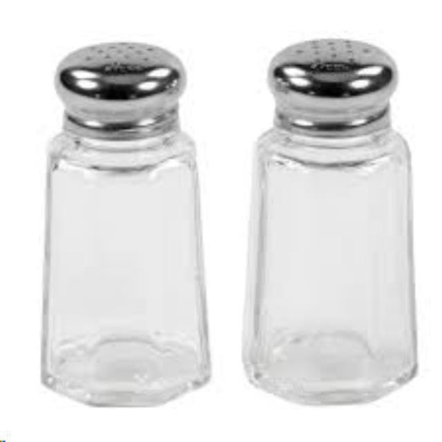 Where to find SALT   PEPPER SET, GLASS in Falmouth