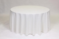 Rental store for IVORY, 120  ROUND TABLECLOTH in Falmouth MA