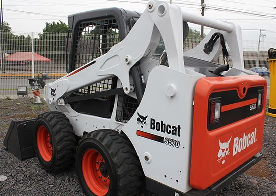 Where to find SKID STEER, BOBCAT S570 in Falmouth
