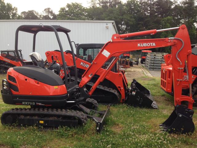 Where to find MINI EXCAVATOR, KX71  3.2 TONS in Falmouth