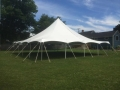 Rental store for TENT, 40  X 40  POLE in Falmouth MA