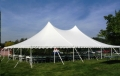 Rental store for TENT, POLE 40  X 60 in Falmouth MA