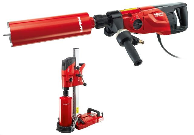 Where to find CORE DRILL WITH STAND, HILTI in Falmouth