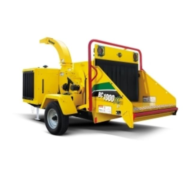 Wood Chipper 12 Inch Diesel Vermeer Rentals Falmouth Ma