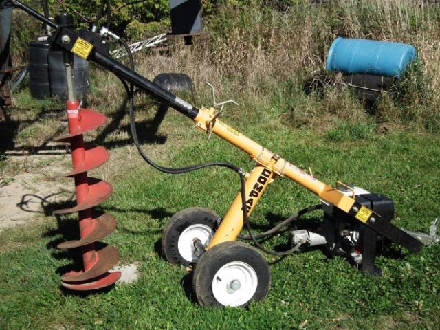 Where to find AUGER, TOWABLE, HYDRAULIC DRIVE in Falmouth
