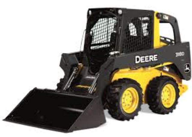 Where to find SKID STEER, JOHN DEERE 318D in Falmouth