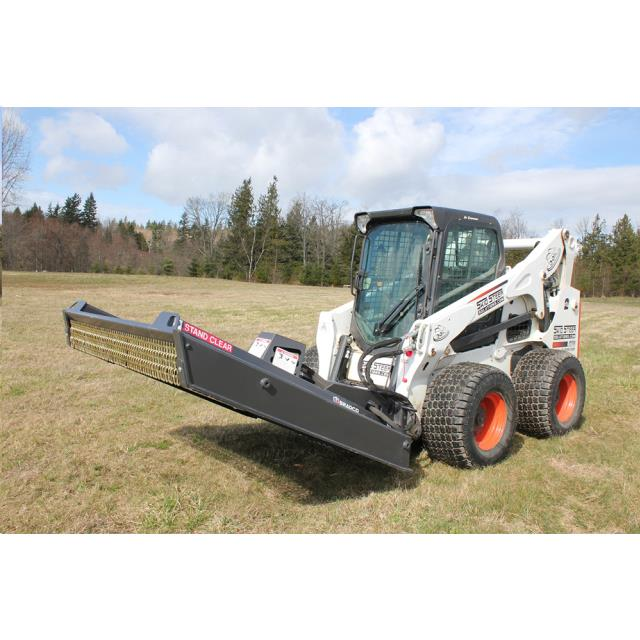 Brush Mower Skid Steer 72 Inch Rentals Falmouth Ma Where