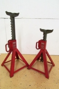 Rental store for JACK STANDS  PAIR  5 TON VEHICLE in Falmouth MA