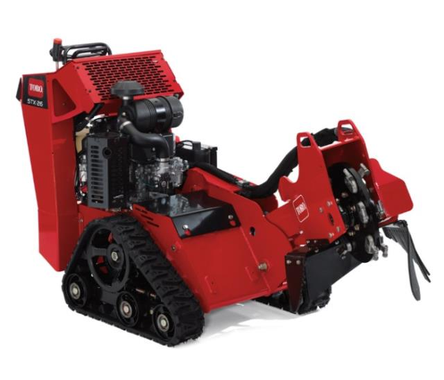 Where to find STUMP GRINDER, HYDRAULIC TORO STX-26 in Falmouth