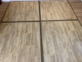 Rental store for DANCE FLOOR, 4  X 4  N.E. PLANK W BORDER in Falmouth MA